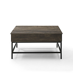 Crosley Jacobsen Lift-Top Storage Coffee Table, , large