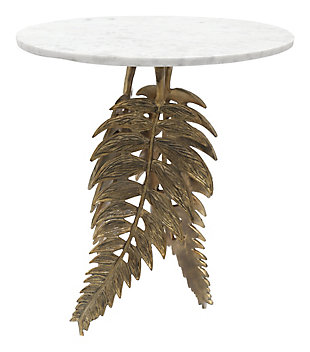 ZUO Modern Neruda Side Table, , large