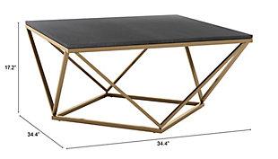 ZUO Modern Verona Coffee Table, , large