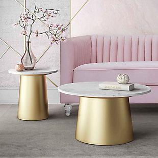 Bleeker Marble Side Table, , rollover