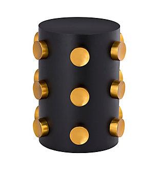 Rockstar Gold Side Table, , large