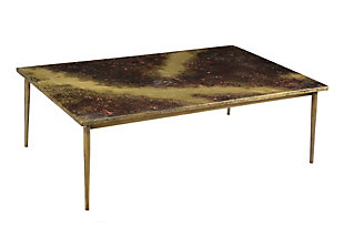 Galaxy Iron Cocktail Table, , large