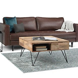 Simpli Home Contemporary Lift Top Coffee Table, , rollover