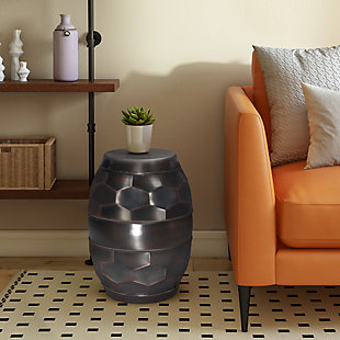 Reeva Metal Accent Side Table, , rollover
