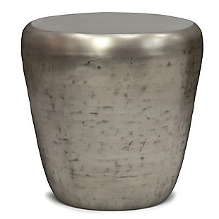 Garvy Metal Accent Side Table, , large