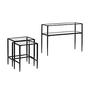 Ashton Occasional Table Set (Set of 3), , large