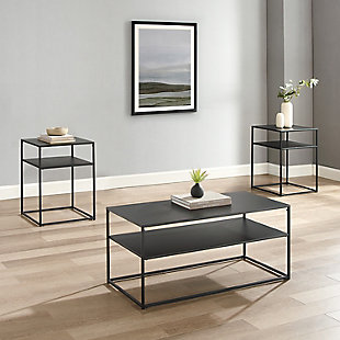 Braxton Coffee Table Set (Set of 3), , rollover