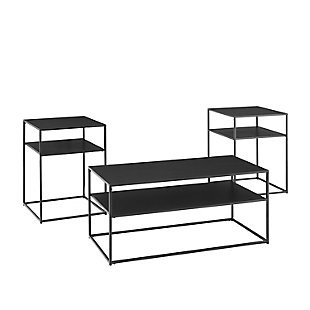 Braxton Coffee Table Set (Set of 3), , large