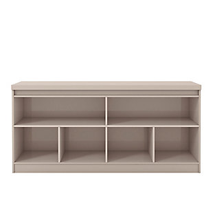 Manhattan Comfort Viennese Sideboard in Off White, Off White, large