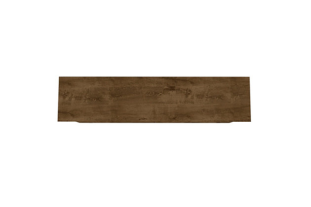 Manhattan Comfort Yonkers Sideboard in Rustic Brown, Rustic Brown, large