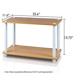 Turn-N-Tube 2-Tier  End Tables Set, 2 Pcs, , large