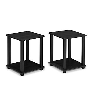 Simplistic  End Table, Set of Two, , large