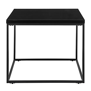 Teresa  High Gloss Side Table, , large