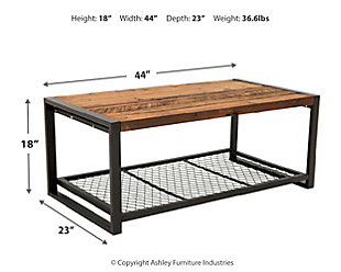 Brisbane Coffee Table, , large