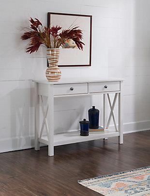 Linon Blaine Console Table, , rollover