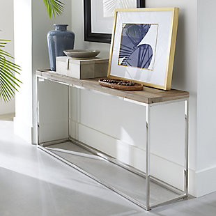 Modus Furniture International Ace Reclaimed Wood Console Table, , rollover