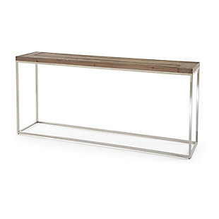 Modus Furniture International Ace Reclaimed Wood Console Table, , large