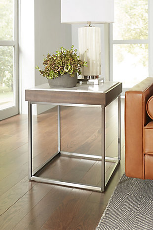 Modus Furniture International Ennis End Table, , rollover