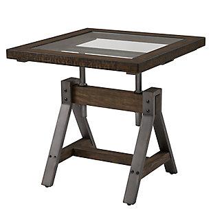 Modus Furniture International Medici End Table, , large