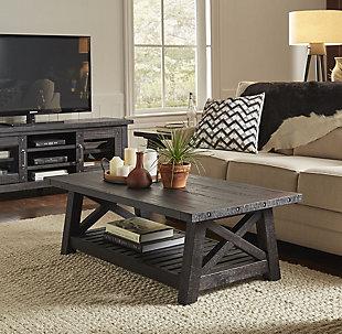 Modus Furniture International Yosemite Solid Wood Coffee Table, , rollover