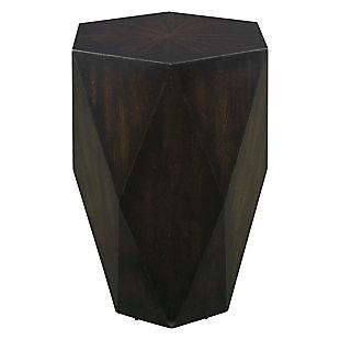 Uttermost Volker Wooden Side Table, , large