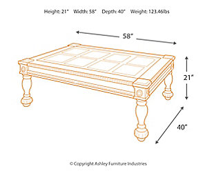 Mantera Coffee Table, , large