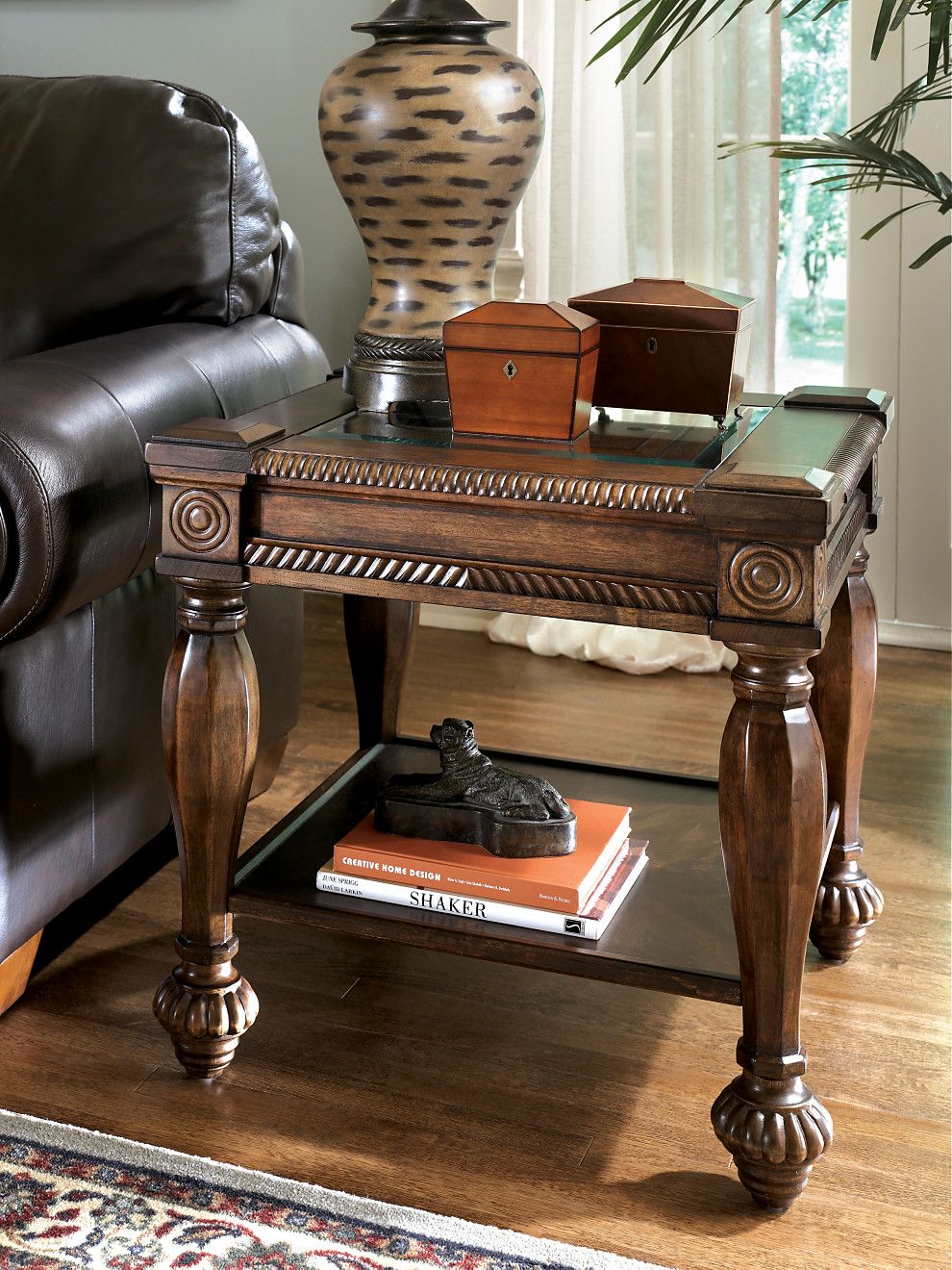 mantera square end table corporate website of ashley furniture