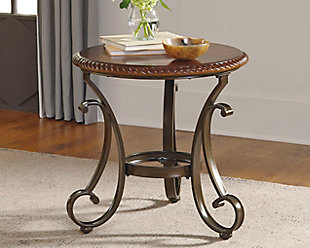 Gambrey End Table, , rollover