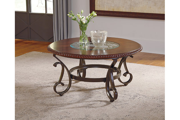 Gambrey table basse meubles ashley homestore for Ashley meuble canada