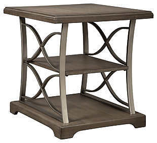 Baymore End Table, , large