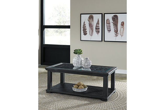 Tyler Creek Coffee Table, , large