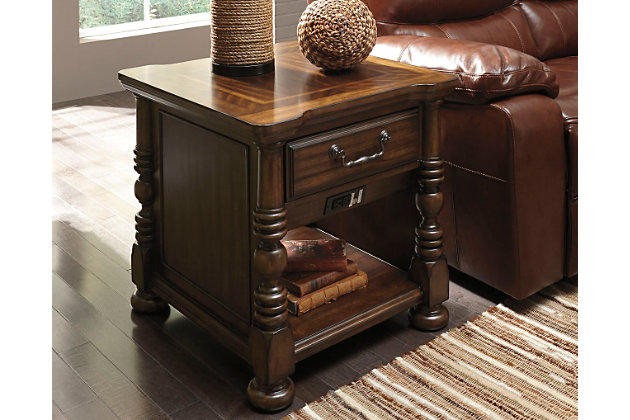 Brosana End Table