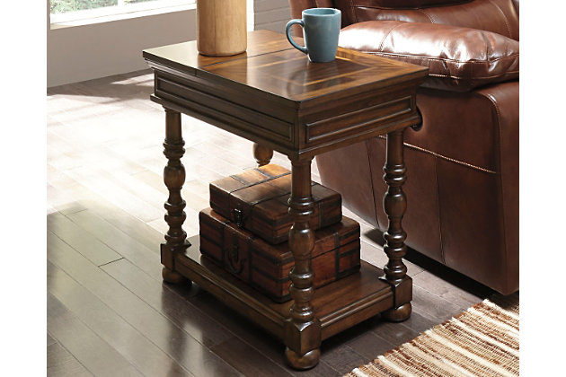 Brosana Chairside End Table