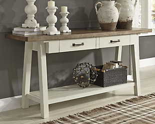 Large Stownbranner Sofa Console Table Rollover