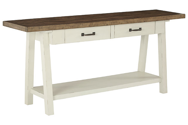 Stownbranner Sofa/Console Table, , large