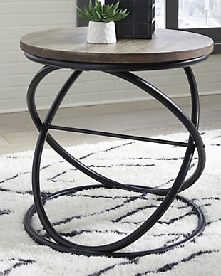 Charliburi End Table, , rollover