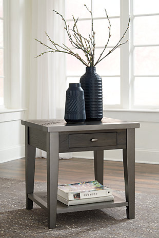 Branbury End Table, , rollover