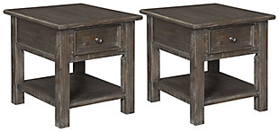 Wyndahl 2 End Tables, , rollover