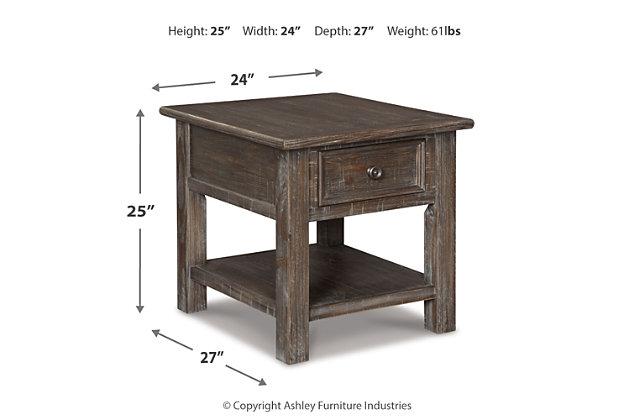 Wyndahl End Table, , large
