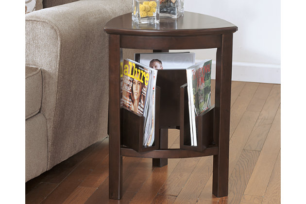 Charmant Larimer End Table, , Large ...