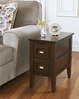 Larimer Chairside End Table, , large