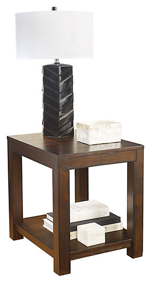 ... Grinlyn End Table, , Large ...