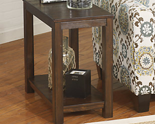 Grinlyn Chairside End Table, , rollover