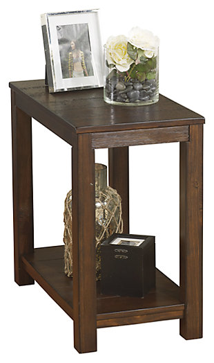 Grinlyn Chairside End Table, , large