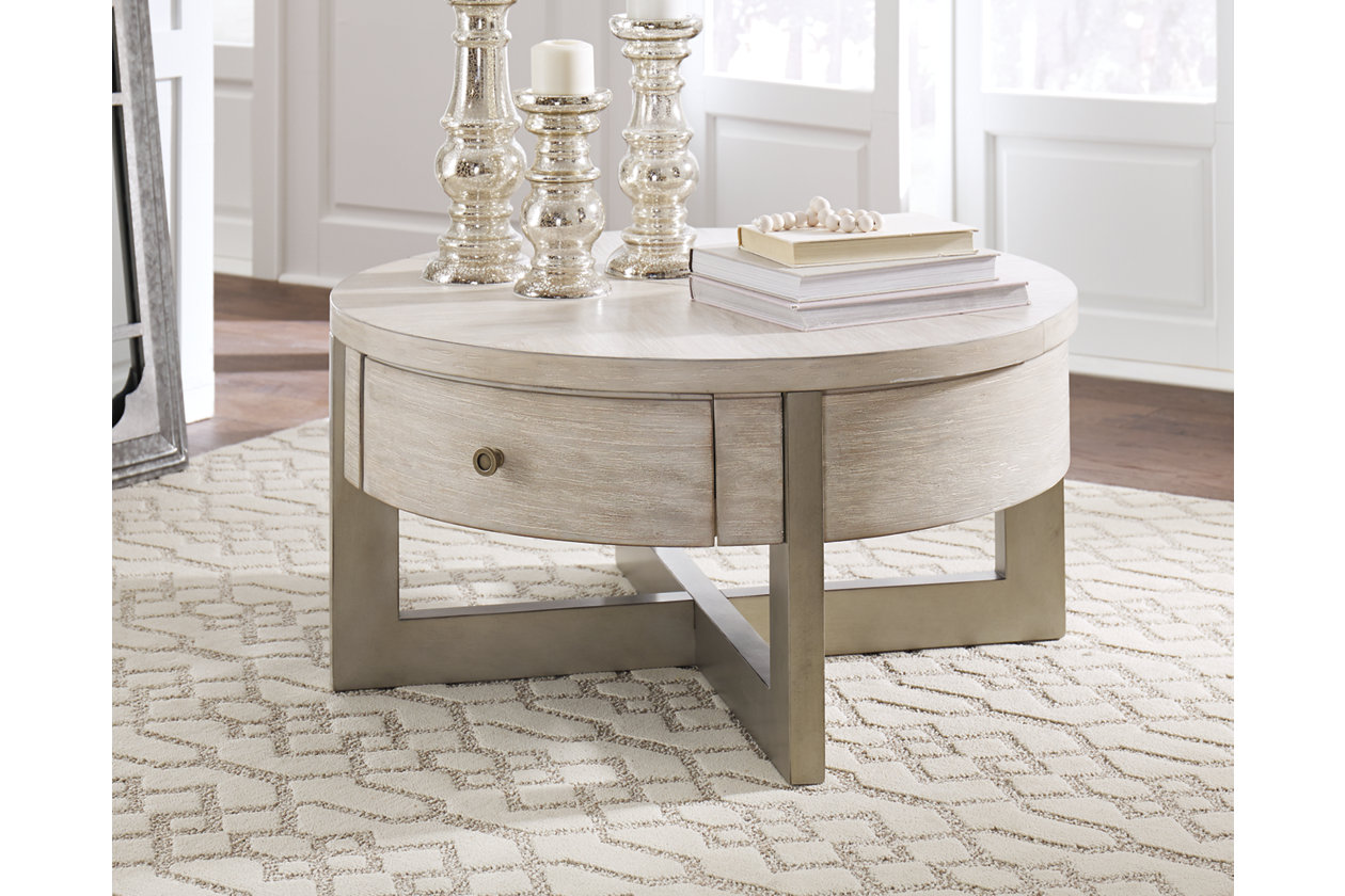 Urlander Coffee Table With Lift Top Ashley Furniture Homestore