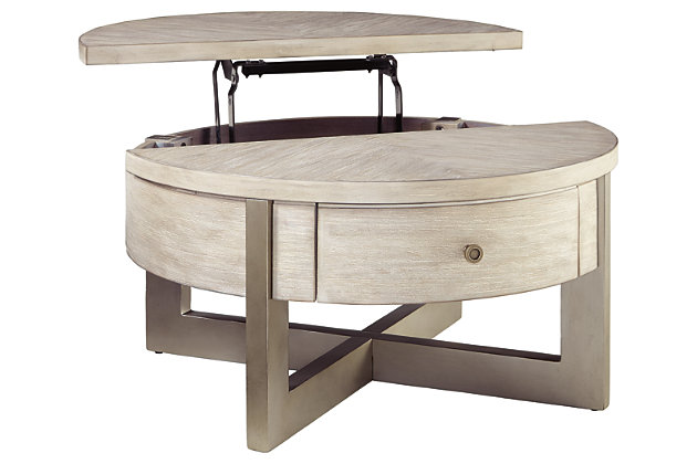 Urlander Coffee Table with Lift Top, , large