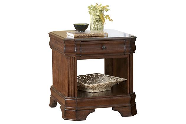 Hamlyn End Table | Ashley Furniture HomeStore