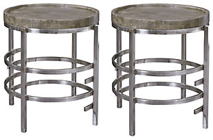 Zinelli 2 End Tables, , large
