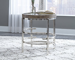Zinelli End Table, , rollover