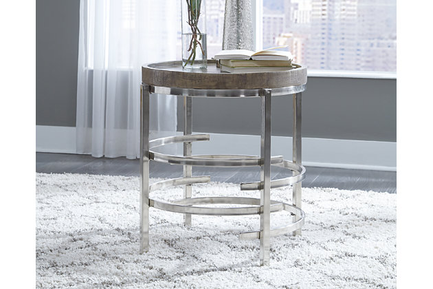 Zinelli End Table, , large
